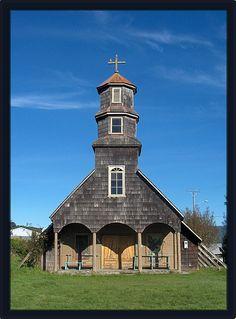 Village Church, Los Lagos, Chile