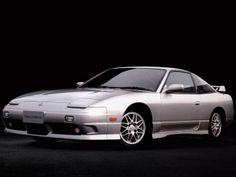 Nissan 180SX Type X (RPS13) '08.1996–01.1999