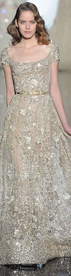 Zuhair Murad.Spring 2015 Couture.