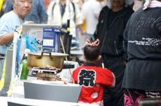 Live the Matsuri in Kawagoe...