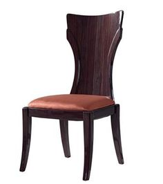 2 Global Furniture Dining Room Chairs GL-D52-WENGE-DC