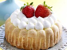 Charlotte Cake, Tiramisu, Sweet Recipes, Creme, Cupcake Cakes, Cupcakes, Delicious Desserts, Biscuits, Cheesecake