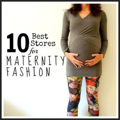 12 Best Stores for Maternity Clothes Shopping for the right clothes during pregnancy can be a real hassle. Check out the 12 best stores for maternity clothes. Baby Boys, Maternity Wear, Maternity Style, Pregnancy Style, Pregnancy Fashion, Target Maternity Clothes, Spring Maternity Fashion, Best Maternity Leggings, Maternity Clothing