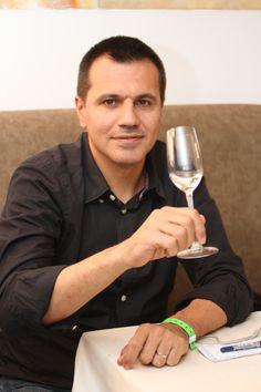 Oriol Castro of El Bulli enjoying a delicious glass of Casa Dragones Tequila.
