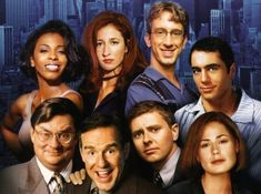 "Between the fourth and fifth season of NewsRadio, Phil Hartman was murdered in 1998 by his wife Brynn Hartman. Hartman's death was written into the show, with his character Bill dying off-screen from a heart attack. In the season 5 premiere, ""Bill Moves On,"" the other characters mourn his death: Cast members were so distraught over Hartman's recent passing that they broke down crying repeatedly while filming."