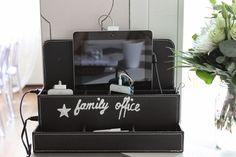 Family office - Ladestationweberin, diy, anleitungen, selbermachen, basteln | weberin