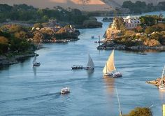August 15 – The Flooding of the Nile