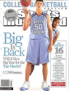 Love that Tarheel!! good luck in the NBA