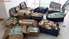 Brasil: un exministro de Temer escondía valijas y cajas llenas de dinero en su casa