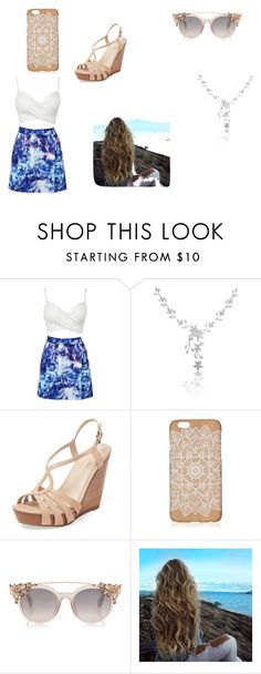 """Beach day"" by shortstackpancakes on Polyvore featuring Seychelles"