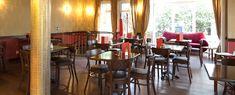 cafe erste sahne – Google Suche Divider, Google, Room, Furniture, Home Decor, Searching, Bedroom, Decoration Home, Room Decor