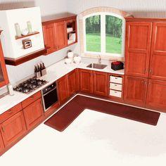 die besten 25 l f rmige k che ideen auf pinterest l f rmige k che k chenhalbinsel und kleine. Black Bedroom Furniture Sets. Home Design Ideas