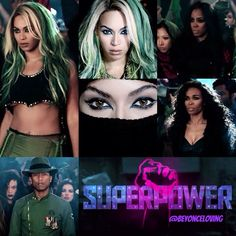Beyonce - Superpower Music Video
