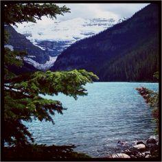 Lake Louise, AB, Canada.