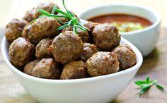 Vier recepten met gehaktballen
