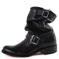 Sendra Boots 2944-5 City Piel Black