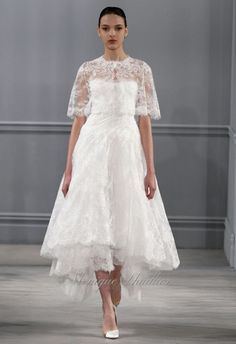 The Next Wedding Dress Trend | Woman Getting Married