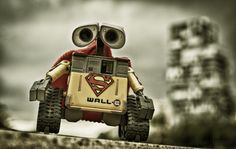 Wall-E of Steel by Julia Vazquez on 500px