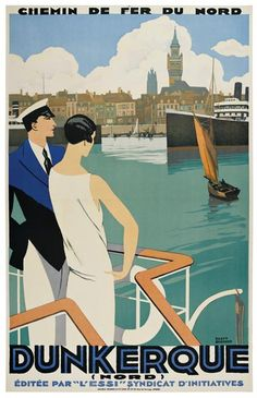 Swann Auction Galleries Offers Roger Broders Travel Posters - Art deco travel posters.