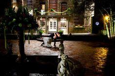 Talk about a fairytale wedding...[HollyHedge Estate]