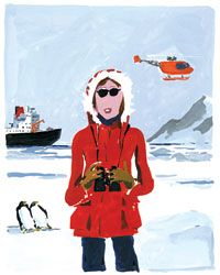 How to Choose Your Cruise Illustrations And Posters, Fashion Illustrations, Ricky Nelson, Jean Philippe, Ski Fashion, Cruise Travel, Travel And Leisure, Art Images, Illustration Art