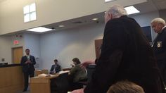 Dick Marple NH State Rep in Court - July 18, 2016