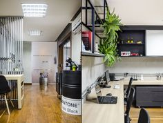 YORK.DIGITAL office by Nada Igual Design, Uberlândia – Brazil » Retail Design Blog