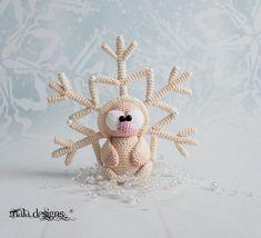 snowflake crochet pattern by mala designs ®