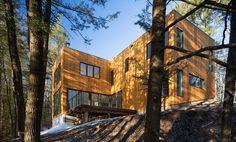 Creek House by Studio MM, Kerhonkson, NY