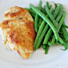 Parmesan Crusted Chicken {Hellmann's Mayo Recipe}