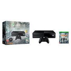 Console Xbox One 1TB - Tom Clancy's The Division (Download via Xbox Live)