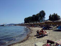 Pláž Moraitika - ostrov Korfu