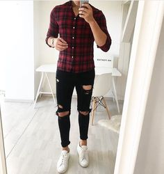 Check out Outfit by Tag in your pictures for a chance to get featured. Boy Outfits, Casual Outfits, Fashion Outfits, Casual Dresses, Stylish Men, Men Casual, Urban Fashion, Mens Fashion, Fashion Moda