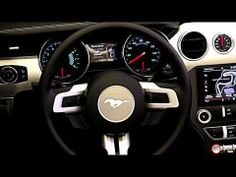 2015 Ford Mustang Design Color and Trim