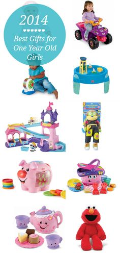 The Hottest Toys for Girls 2014: Age 1 - Momtastic