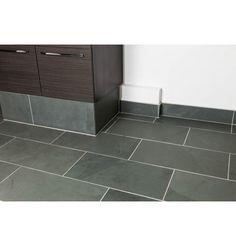 Brazilian Grey Slate Calibrated Tiles