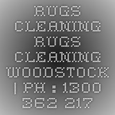 Rugs Cleaning Rugs Cleaning Woodstock | Ph : 1300 362 217