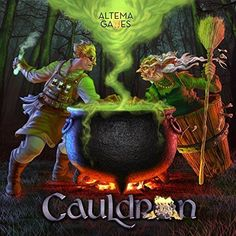 Cauldron: a board game of competitive alchemy Altema Games http://www.amazon.com/dp/B015BJP9P0/ref=cm_sw_r_pi_dp_1UJDwb0ZDDDYG
