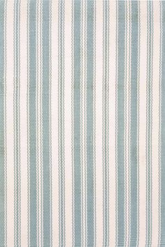 Dash & Albert Rug Company » Lighthouse Light Blue/Ivory Indoor/Outdoor Rug