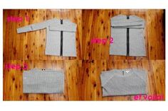 7 Folding Hacks That Save Major Closet and Drawer Space: How to Fold a Sweater