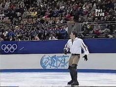 Philippe Candeloro - 1998 Olympics Gala - D'Artagnan