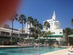 The Surfcomber, Miami beach!!!