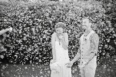 confetti wedding exit - Google Search