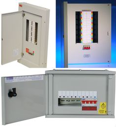 Distribution boards TPN are most suitable for flush and surface mounting.