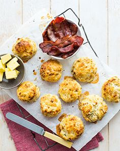 Start Easter with Blue Cheese Scones
