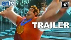 Wreck It Ralph Official Trailer 2 [HD]: John C. Reilly Battles For The Fate Of The Arcade