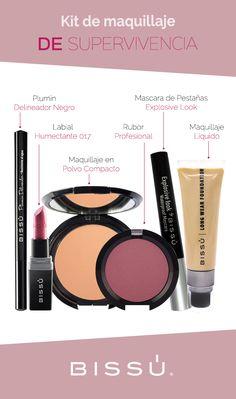 Estos son los básicos del maquillaje que todas deben tener.