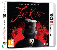 Mystery Murders: Jack the Ripper (Nintendo 3DS): Amazon.co.uk: PC & Video Games