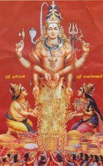 Kubera & Lakshmi
