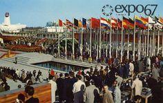 Expo 67 carte postale   http://www.ebay.fr/usr/stuffvintage